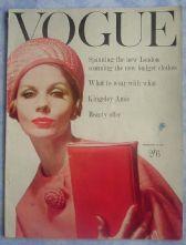 Vogue Magazine - 1961 - February